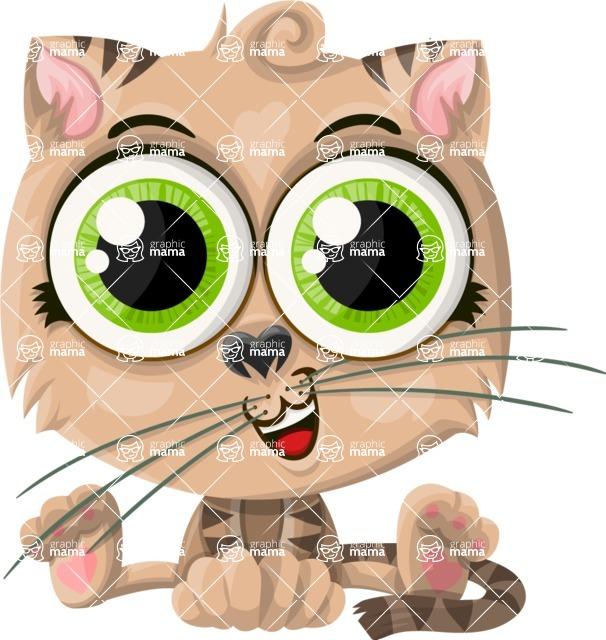 Pet Vectors - Mega Bundle - Kitten