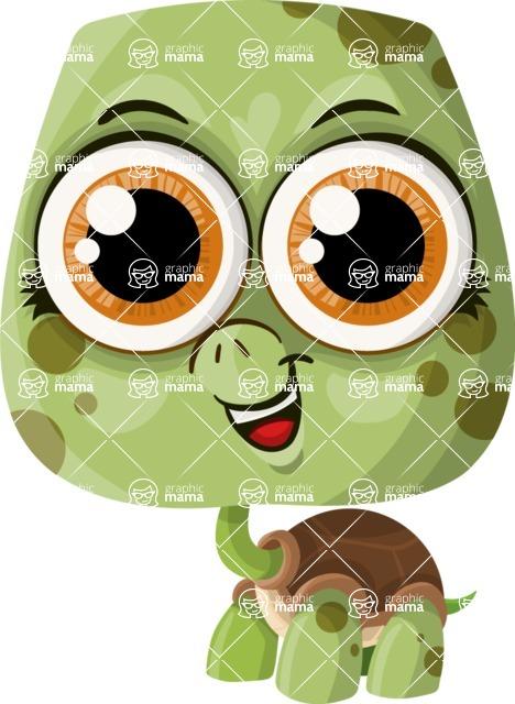 Pet Vectors - Mega Bundle - Turtle Pet