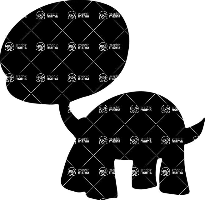 Pet Vectors - Mega Bundle - Turtle Silhouette 3