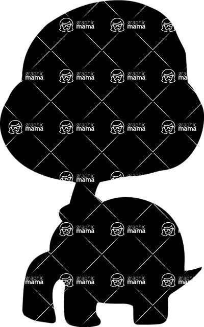 Pet Vectors - Mega Bundle - Turtle Silhouette 4