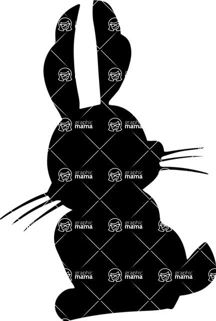 Pet Vectors - Mega Bundle - Bunny 4
