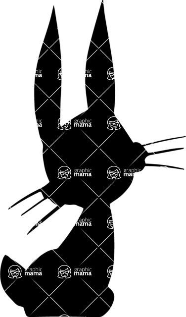Pet Vectors - Mega Bundle - Bunny 5