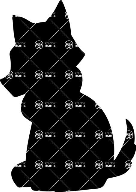 Pet Vectors - Mega Bundle - Husky Dog