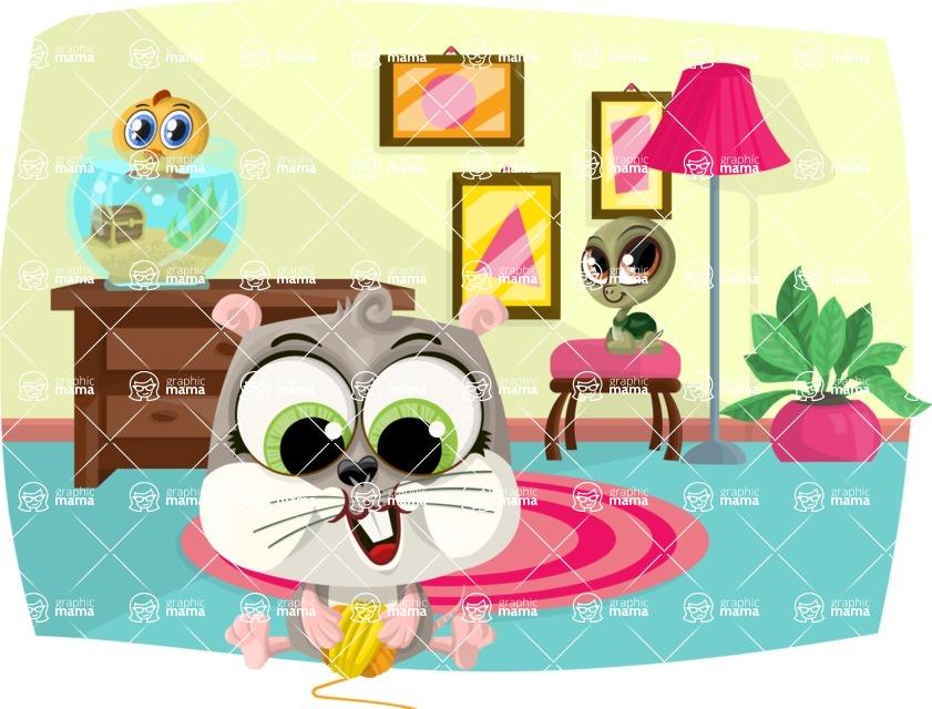 Pet Vectors - Mega Bundle - Pets at Home