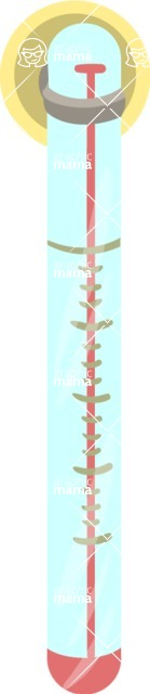 Pet Vectors - Mega Bundle - Aquarium Thermometer