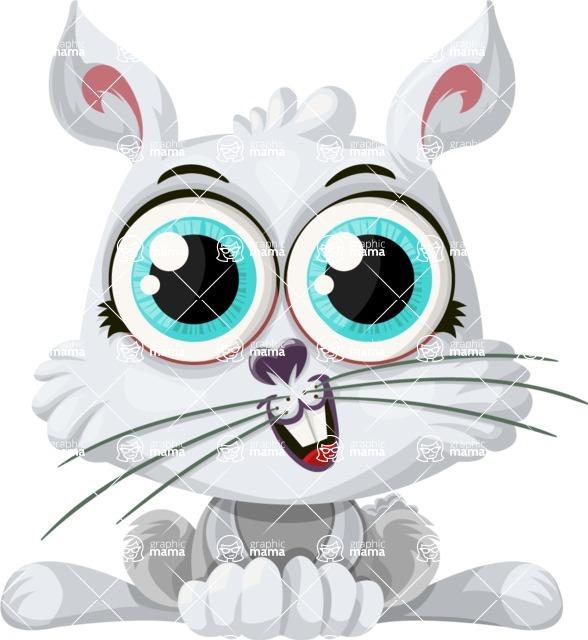 Pet Vectors - Mega Bundle - Cute Bunny