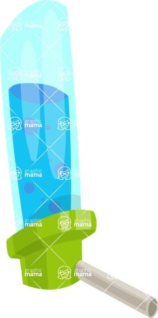 Pet Vectors - Mega Bundle - Pet Water Bottle