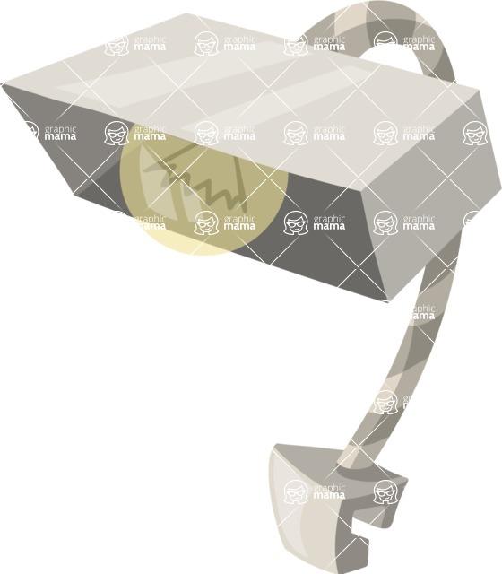 Pet Vectors - Mega Bundle - Aquarium Lamp