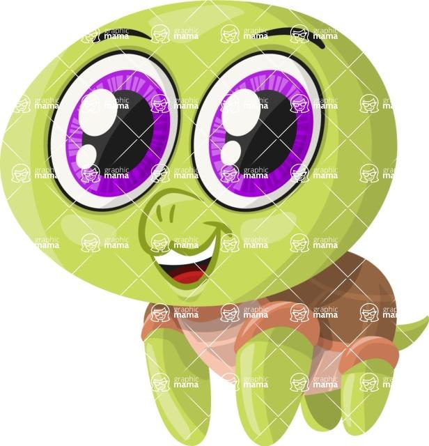Pet Vectors - Mega Bundle - Cute Turtle