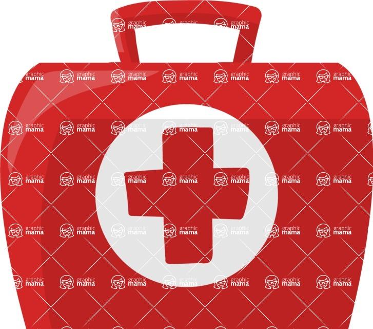 Pet Vectors - Mega Bundle - First Aid Bag