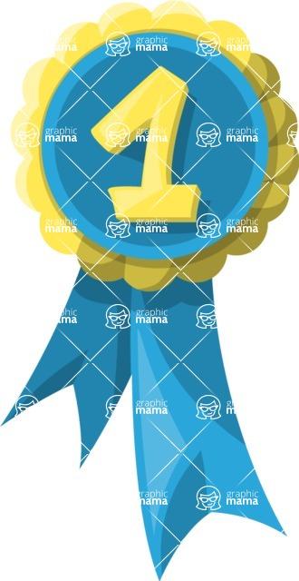 Pet Vectors - Mega Bundle - Award Badge
