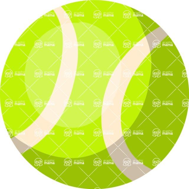 Pet Vectors - Mega Bundle - Tennis Ball