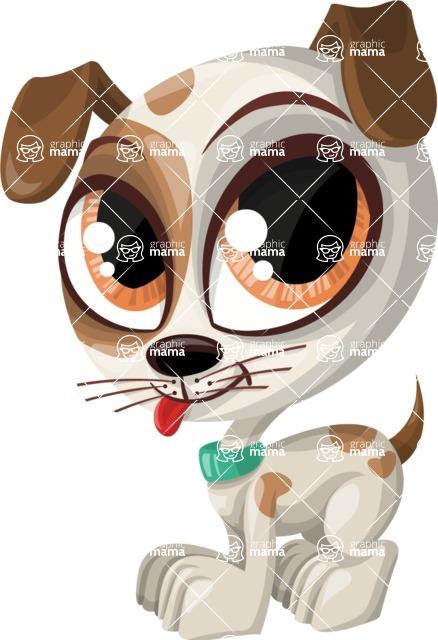 Pet Vectors - Mega Bundle - Cute Doggy