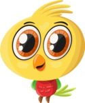 Pet Vectors - Mega Bundle - Baby Parrot