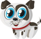 Pet Vectors - Mega Bundle - Cute Puppy
