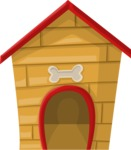 Pet Vectors - Mega Bundle - Dog House 2