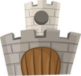 Pet Vectors - Mega Bundle - Castle