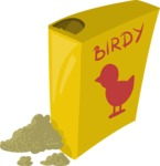 Animals: Best Buds - Bird Food Package
