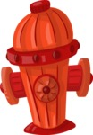 Pet Vectors - Mega Bundle - Fire Hydrant