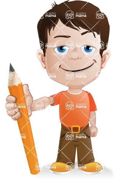 Toby Good-to-go - Pencil