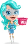 Neonna the Shiny Future Girl - Sale 2