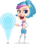 Urania the Energetic Future Girl - Target