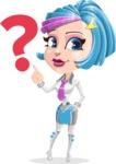 Urania the Energetic Future Girl - Question