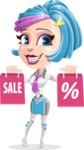 Urania the Energetic Future Girl - Sale 1