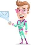 Brice the Tech Future Man - Mail