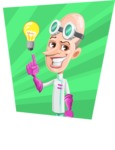 Professor Mad Egg-Head  - Shape 4