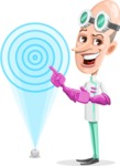 Professor Mad Egg-Head  - Target