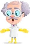 Professor Earl Crazy-Curls  - Lost