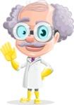 Professor Earl Crazy-Curls  - Hello