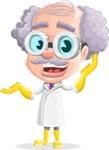 Professor Earl Crazy-Curls  - Oops