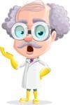 Professor Earl Crazy-Curls  - Bored 1
