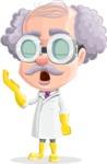 Professor Earl Crazy-Curls  - Bored 2