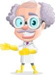 Professor Earl Crazy-Curls  - Show 2