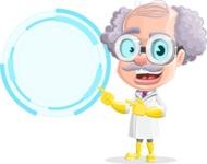 Professor Earl Crazy-Curls  - Sign 7