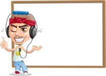 Chino Troublelino Gangster Man - Presentation 4