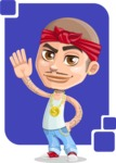 Chino Troublelino Gangster Man - Shape 6