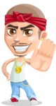 Chino Troublelino Gangster Man - Stop 1