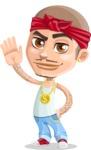 Chino Troublelino Gangster Man - Hello