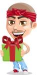 Chino Troublelino Gangster Man - Gift
