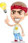 Chino Troublelino Gangster Man - Idea