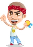 Chino Troublelino Gangster Man - Ribbon