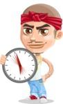 Chino Troublelino Gangster Man - Time