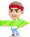 Chino Troublelino Gangster Man - Arrow 2