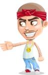 Chino Troublelino Gangster Man - Show 1
