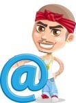Chino Troublelino Gangster Man - E-mail
