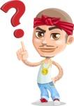 Chino Troublelino Gangster Man - Question